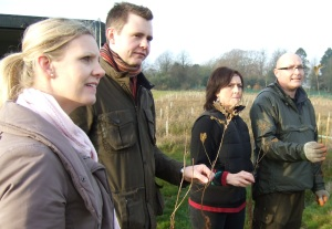 CSR and tree planting in The Heart of England Forest 4