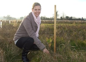 CSR and tree planting in The Heart of England Forest 5