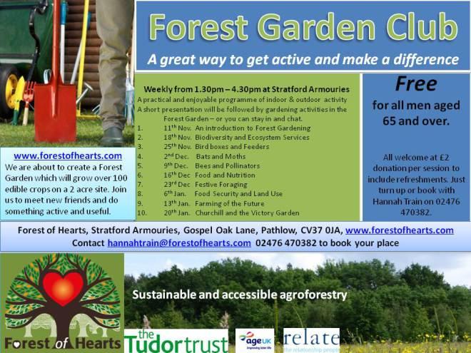 Forest Garden Club
