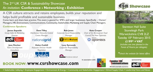 CSR Showcase 2015