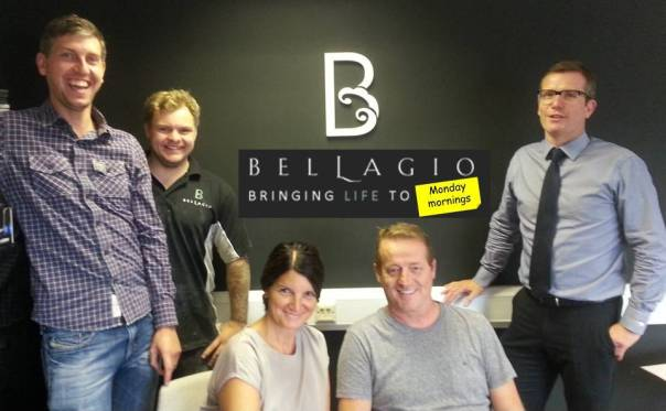 Bellagio Leadership Team